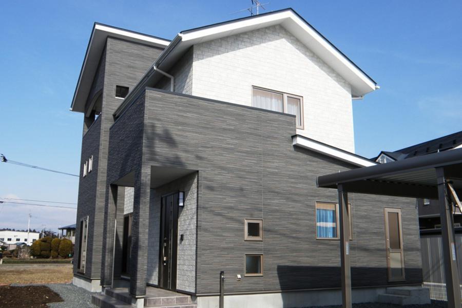 収納力3倍+5層構造=満足度8倍の家