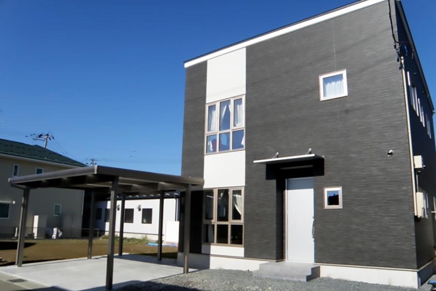 コンセプトデザインハウス「エコノ」