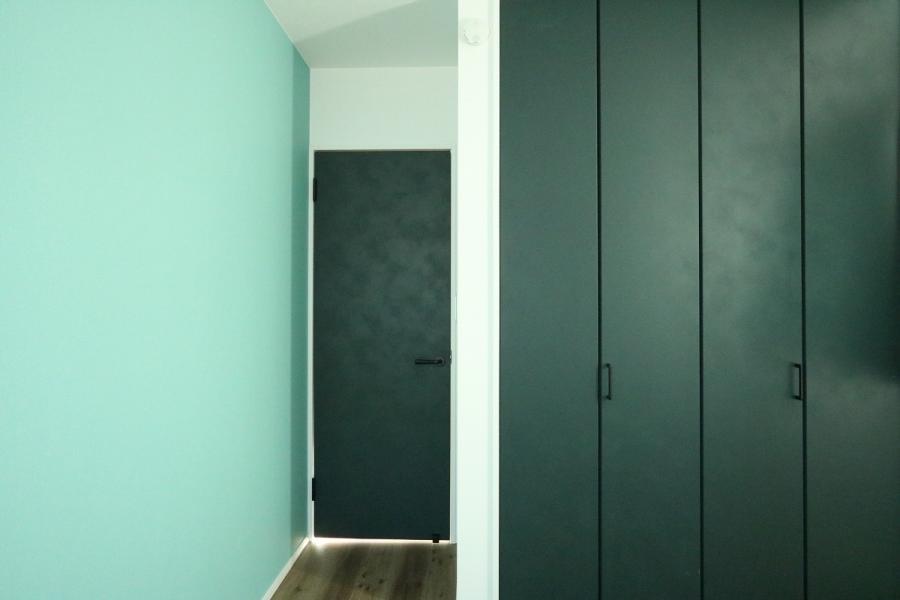 居室を彩るカラーコーディネイト
