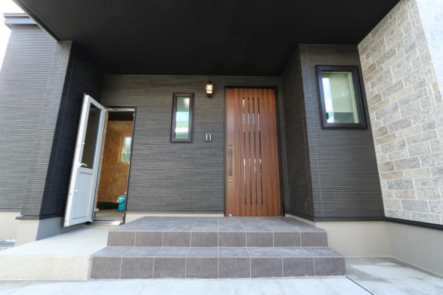 多用途な空間に溢れた住宅